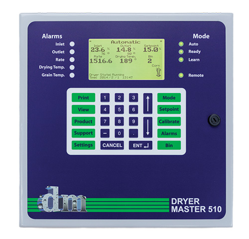 Dryer Master 510 Controller product photo